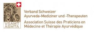 Mitglied im VSAMT - Verband Schweizer Ayurveda-Mediziner und –Therapeuten